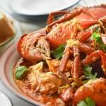 Lingham's Spicy Chili Mud Crab